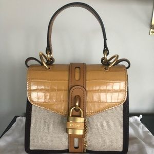 Brand new Chloé small Aby Day bag